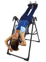 Teeter Inversion Table- Stretch Your Back and Relax Your Body!